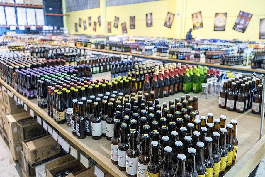 Bierwinkel crea una Caja Sorpresa de Cervezas Artesanas Valencianas para llevártela a casa