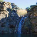 El paraje natural de la Fuente del Señor de Andilla y la cascada del Rodeno