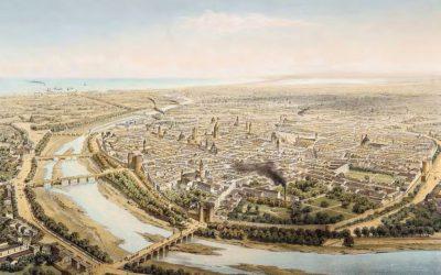 ¿Sabías que la muralla cristiana de Valencia también se construyó para evitar inundaciones del Turia?