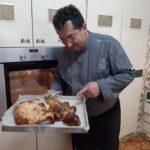 Recetas de maestros valencianos: los panquemados, cocodrilos y cocas de pasas y nueces de Galbis