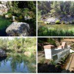 La espectacular ruta entre Villanueva de Viver y Fuente la Reina, una ruta llena de pozas