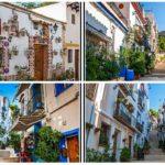 El Barrio de Santa Cruz, el precioso casco antiguo de Alicante a los pies del castillo de Santa Bárbara