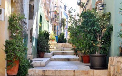 Las calles, plazas, barrios y cascos históricos más bonitos de la Comunitat Valenciana
