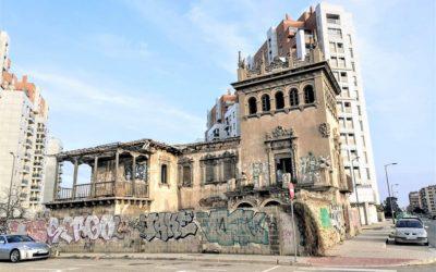 El chalé de Garín o del Rosal de Burjassot será rehabilitado tras años de abandono