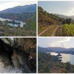 Paseo con vistas a las Islas del Embalse de Cortes de Pallás, precioso recorrido para un atardecer