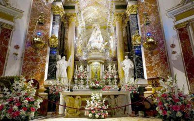 La Mare de Déu, protectora de las epidemias en Valencia