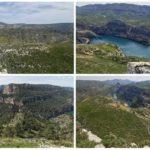 Ruta hacia el mirador de las dos Torres y el pico del Tambucar