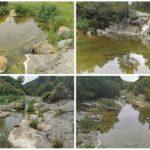 Los pocicos del Barranco de los Gallegos, la ruta del agua de Venta Gaeta