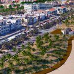 El Paseo Marítimo de Valencia contará con zonas de sombra, dunas y vegetación autóctona