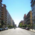 La avenida del Puerto de Valencia se convertirá en un gran paseo al mar al reducir carriles y ampliar aceras