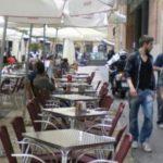 El Ayuntamiento de Valencia suspende la tasa de terrazas para bares, restaurantes y cafeterías hasta 2021