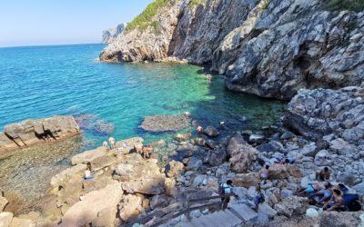 La Cala d´Aigua Dolç, una espectacular cala de aguas cristalinas