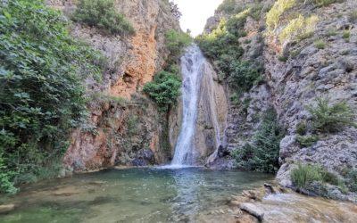 El Chorrero de La Castellana, la maravilla desconocida de Chera