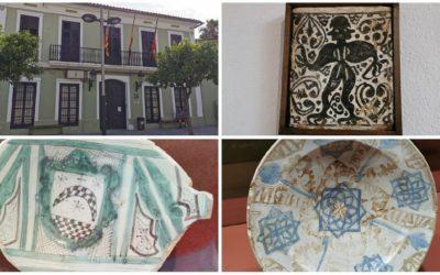 El Museo Municipal de Cerámica de Paterna, un museo que cuenta con socarrats originales o cerámica medieval