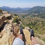 El Pico del Águila, el impresionante mirador natural de la Serra Calderona