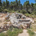 La Solana de las Pilillas, uno de los yacimientos de producción de vino más antiguos de la Península