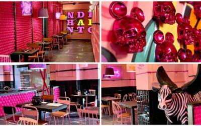 Una hamburguesería rosa (sí, rosa) acaba de abrir en Valencia