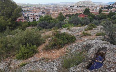 Las sepulturas romanas excavadas en la roca de Xàtiva, una joya patrimonial olvidada