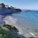 Cala Calalga, una preciosa cala de aguas cristalinas, tranquila y de poca profundidad