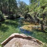 El Charco La Curva, una pequeña pero preciosa poza del río Turia