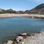 Les Salinetes o Clots de la Sal, un balneario natural al aire libre