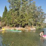 El Pas del Riu Bullent, la preciosa zona de baño tradicional de la Marjal de Pego-Oliva