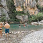 El Pozo La Mula, la piscina natural más grande y de mejor acceso de Ludiente