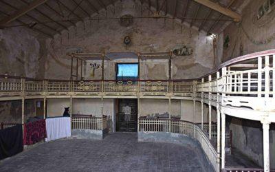 El grave abandono de la Colonia de Santa Eulalia, el pueblo de L´Alqueria Blanca