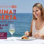 Valencia Cuina Oberta 2020 regresa con una edición especial de verano