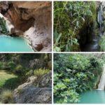 El Barranco de Bercolón, un espectacular barranco lleno de cascadas y pozas