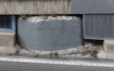 Valencia restaura el fragmento de la muralla cristiana del siglo XIV situado en un túnel