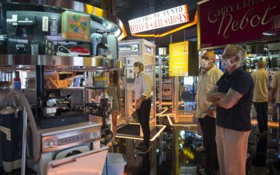 Un 'Cuéntame' a la valenciana para renovar la gran exposición del Museo de Etnología