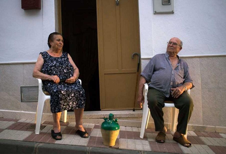 La tradición valenciana de salir a la fresca