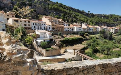 La villa de Alpuente, uno de los pueblos más bonitos de la Serranía