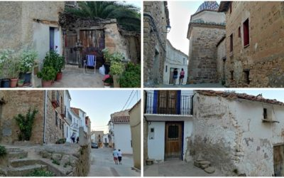 La aldea de Corcolilla, rincón rural que cuenta con un espectacular horno moruno