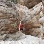 La preciosa ruta del río Cazuma y la garganta de la Gola de Lucino, una maravilla de recorrido en Bicorp