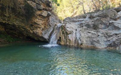 El Toll del Salt, la poza natural más bonita del río Lucena