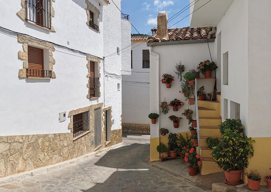 Villahermosa del Río, un bello pueblecito del interior de Castellón