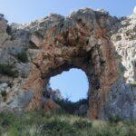 El Arco de Teresa, un arco de piedra totalmente natural