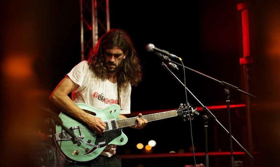 El valenciano Borja Catanesi es nombrado el mejor músico callejero