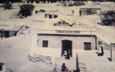 Las casas cueva de Benimàmet