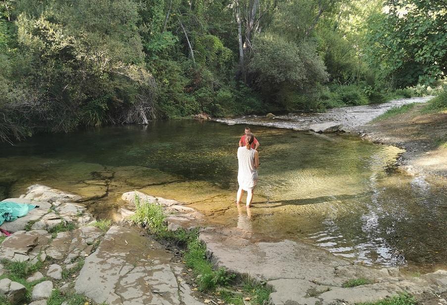 La Senda del Río de Teresa, un precioso recorrido para hacer en familia