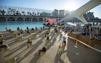 """Vuelve """"Un Lago de Conciertos"""", actuaciones al aire libre y gratuitas en las Ciencias"""