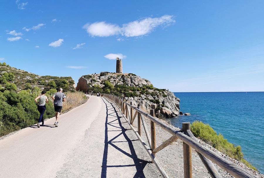 La Vía Verde Del Mar Un Precioso Sendero Para Hacer En Familia Andando O En Bici