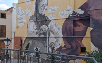 Requena también es arte urbano