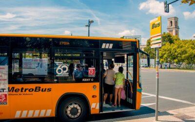La ATMV creará un Bono 10 para MetroBus que supondrá una notable bajada de tarifas