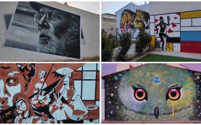 Geldo, una pequeña población del Alto Palancia llena de arte urbano