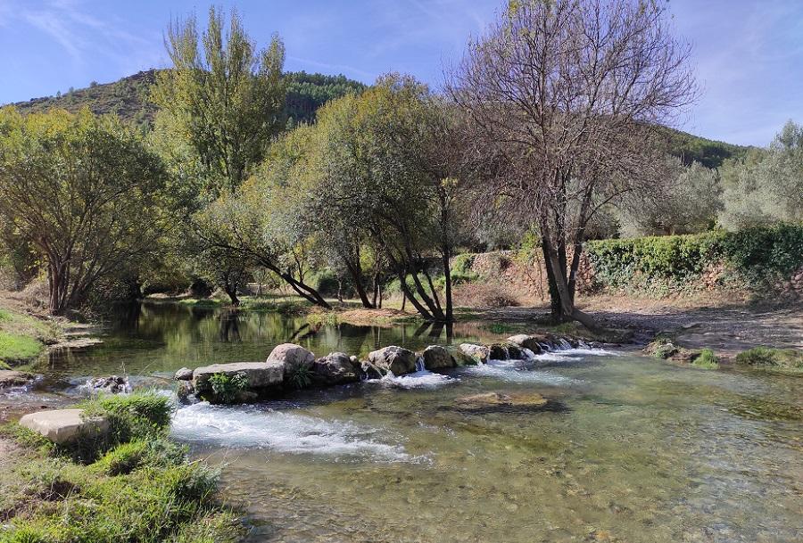 La Luz de Bejís, un área recreativa junto al río Palancia