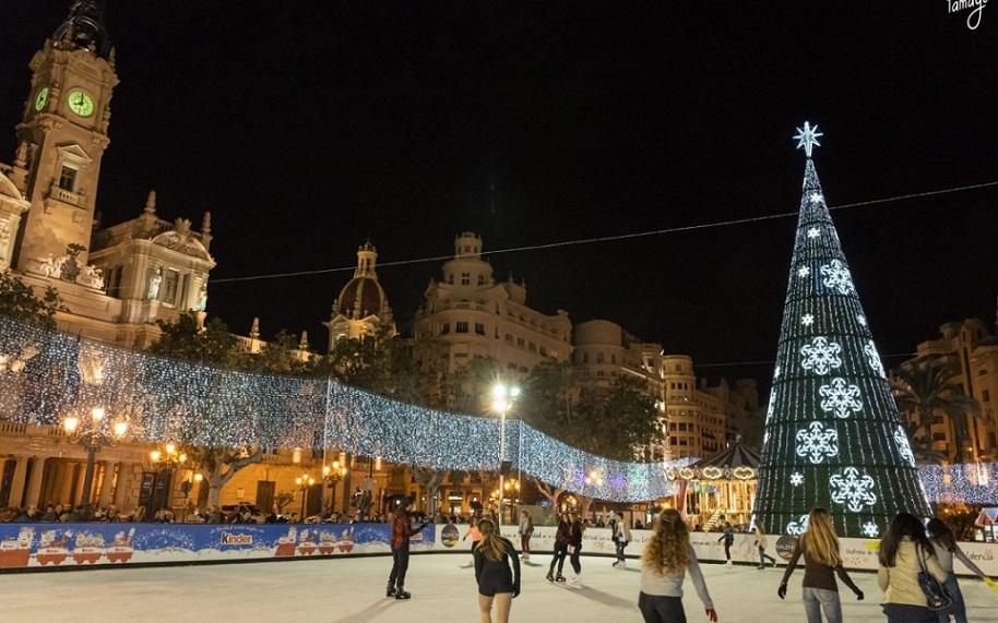 Así será la Navidad 2020 en Valencia