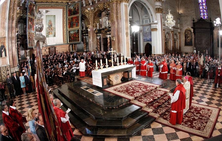 El Te Deum de Valencia, uno de los primeros himnos de acción de gracias compuestos en valenciano